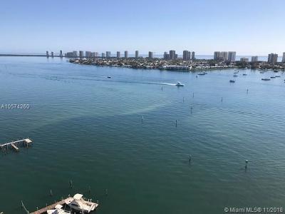 Riviera Beach Condo For Sale: 2650 Lake Shore Dr. #1805