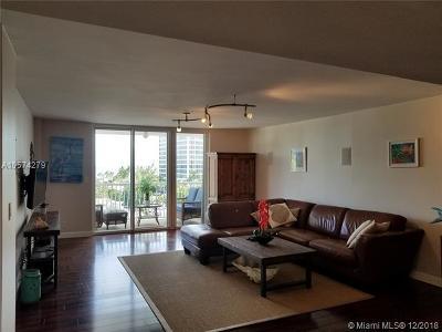 Fort Lauderdale Condo For Sale: 1 Las Olas Cir #506