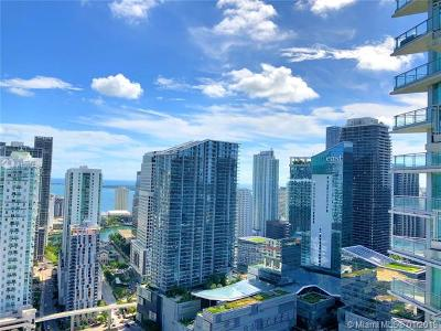 Miami-Dade County Condo For Sale: 92 SW 3rd St #4312