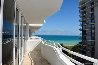 Rimini Beach Condo Condo For Sale: 8911 Collins Ave #602