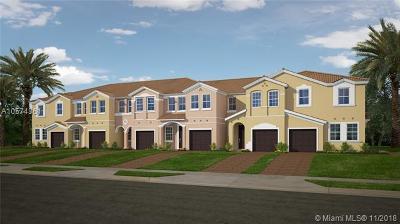 Homestead Condo For Sale: 1444 SE 24 Terrace