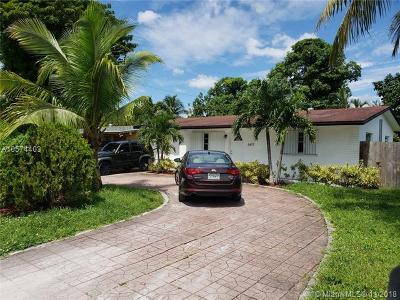 Miramar Single Family Home For Sale: 6417 SW 20 Ct