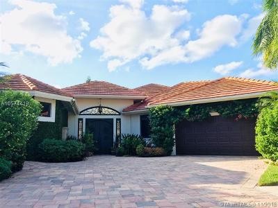West Palm Beach Single Family Home For Sale: 8843 Lakes Blvd