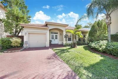 Cutler Bay Single Family Home For Sale: 9028 SW 215th Ter