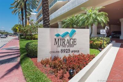 Surfside Condo For Sale: 8925 Collins Ave #9A