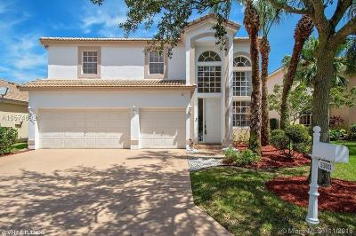 Coral Springs Single Family Home For Sale: 5303 NW 112th Ter
