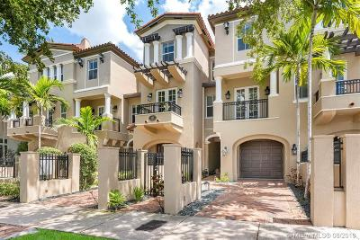 Coral Gables Condo For Sale: 615 Santander Ave #D