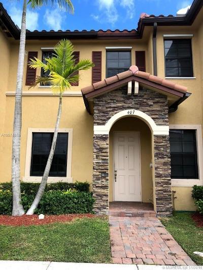 Homestead Condo For Sale: 407 SE 32nd Ter #407