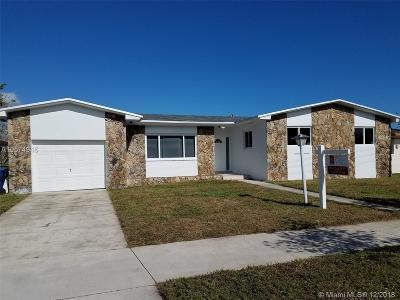 Miami FL Single Family Home For Sale: $379,000