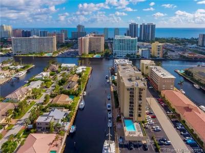 Fort Lauderdale Condo For Sale: 2881 NE 33rd Ct #4H