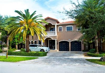 Miami Lakes Single Family Home For Sale: 16233 NW 86th Ct