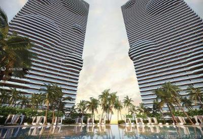 Paraiso Bay, Paraiso Bay Condo Rental For Rent: 650 NE 32nd Street #4206