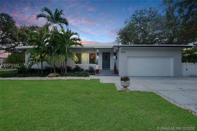 Miami Shores Single Family Home For Sale: 1296 NE 99th Street