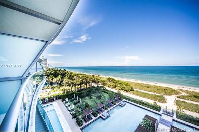 Surfside Condo For Sale: 9349 Collins Ave #604
