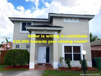 Miami Gardens Single Family Home For Sale: 5502 NW 184th Ter