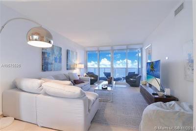 Ocean Two, Ocean Two Condo Condo For Sale: 19111 Collins Ave #3003