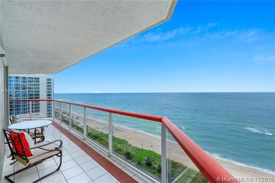 The Sterling, The Sterling Condo Condo For Sale: 6767 Collins Ave #1209
