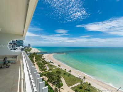 Bal Harbour Condo For Sale: 10205 Collins Ave #1708