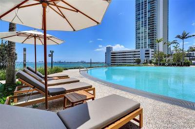 Paraiso Bay, Paraiso Bay Condo Rental For Rent: 650 NE 32nd St #2808