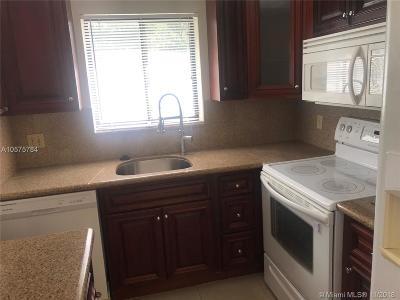 Pompano Beach Condo For Sale: 1225 S Flagler Ave #315