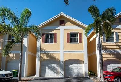 Fort Lauderdale Condo For Sale: 525 SW 18th Ave #22