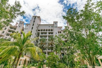 Condo For Sale: 5256 Fisher Island Dr #5256