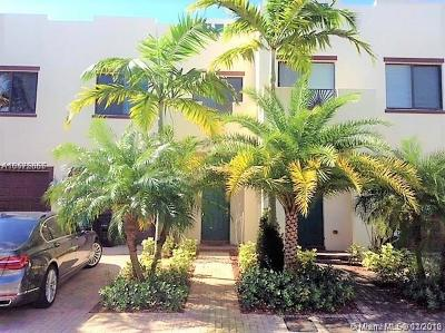 Fort Lauderdale Condo For Sale: 1612 SW 33rd Ct #1612
