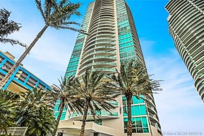 Skyline, Skyline At Brickell, Skyline Brickell, Skyline On Brickel, Skyline On Brickell, Skyline/Brickell, Skyline On Brickell Condo Condo For Sale: 2101 Brickell Ave #2201