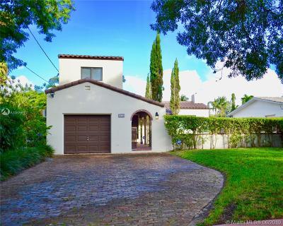 Miami Beach Single Family Home For Sale: 5135 Alton Rd