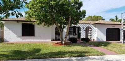 Cutler Bay Single Family Home For Sale: 20600 SW 84th Ave
