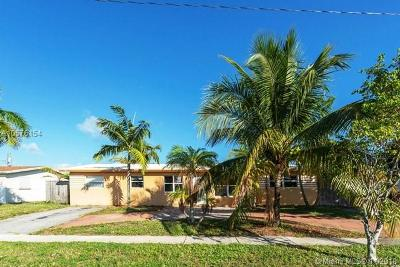 Deerfield Beach Single Family Home For Auction: 1316 SE 1st Ave