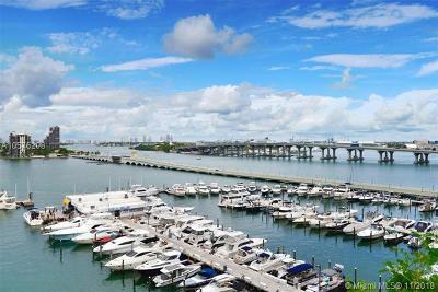 Miami Condo For Sale: 1717 N Bayshore Dr #A-3453