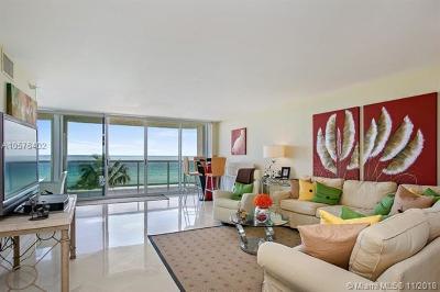 Sunny Isles Beach Condo For Sale: 16711 Collins Ave #510