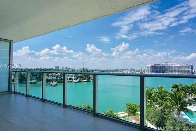Miami Beach Condo For Sale: 6620 Indian Creek Dr #613