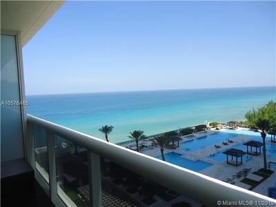 Hallandale Condo For Sale: 1830 S Ocean Dr #1405