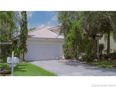 Coral Springs Single Family Home For Sale: 5230 NW 117th Ave