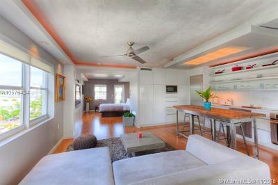 Miami Beach Condo For Sale: 1545 Euclid Ave #5A