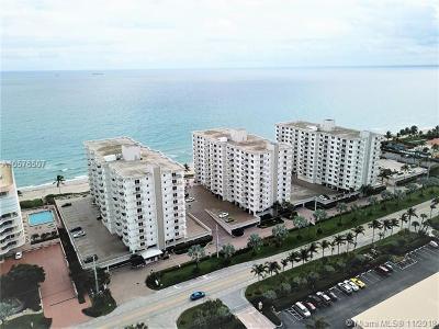 Highland Beach Condo For Sale: 3215 S Ocean Blvd #401