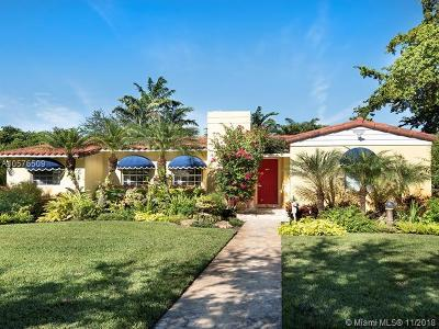 Miami Shores Single Family Home For Sale: 795 NE 95th St
