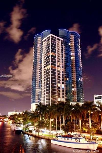 Fort Lauderdale Condo For Sale: 333 Las Olas Way #1201