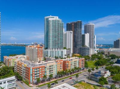 Condo Active With Contract: 2001 Biscayne Blvd #3303