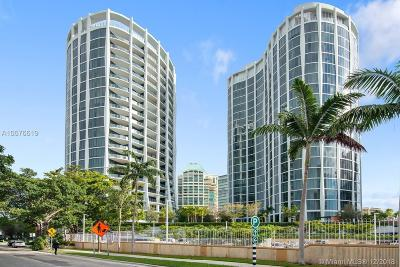 Coconut Grove Condo For Sale: 2831 S Bayshore Dr #1803