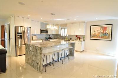 North Miami Single Family Home For Sale: 11650 NE 21st Dr