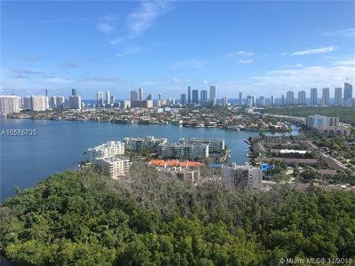 North Miami Beach Condo For Sale: 16385 Biscayne Blvd #2819