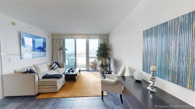 Miami Beach Condo For Sale: 540 West Ave #1711