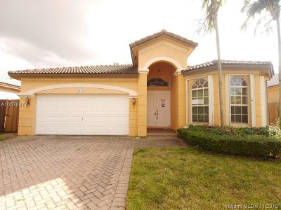 Doral Single Family Home For Sale: 11316 NW 79th Ln