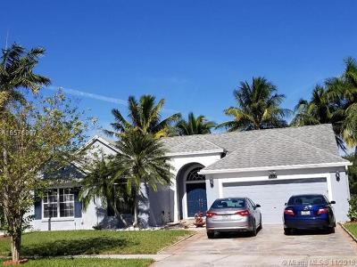 Cooper City Single Family Home For Sale: 10225 Grove Ln