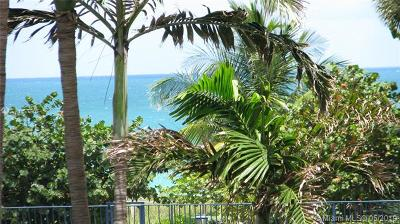 Surfside Palms Condo Rental For Rent: 8888 Collins Ave #213