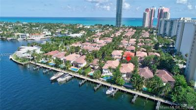 Sunny Isles Beach Single Family Home For Sale