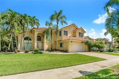 Weston Single Family Home For Sale: 524 Water Pt